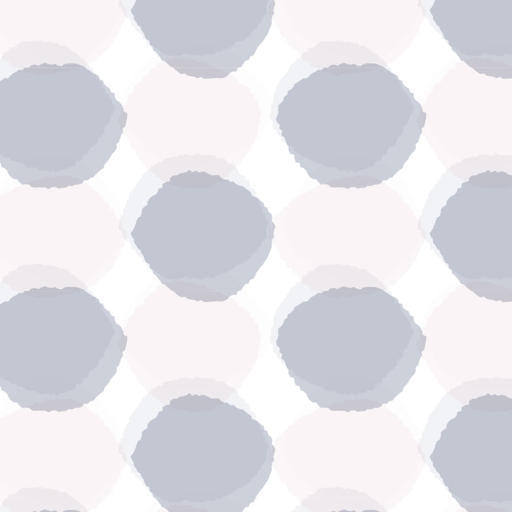 大きな楕円を交互に並べた可愛いラッピング素材